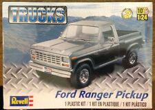 Revell 1/24 Ford Ranger Pickup Plastic Model Kit 85-4360