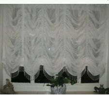 Austrian festoon blinds, Curtains, Roman blinds, Voile,  made2measure Festoons