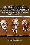 Psychology's Grand Theorists: How Personal Experiences Shaped Professi-ExLibrary