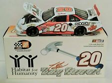 Tony Stewart #20 Home Depot / Habitat For Humanity 1999 1/24 Action Grand Prix