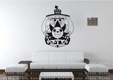 One Piece THOUSAND SUNNY Anime Wandtattoo Wandaufkleber Wandsticker 76x58cm