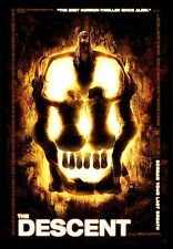 -A3-THE DESCENT 2005 MOVIE Film Cinema wall Home Posters Print Art - #21