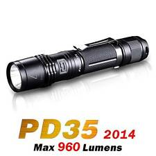 Fenix PD35 - 960 Lumen Compact Torch - 2014 Edition