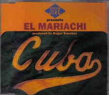 El Mariachi-Cuba cd maxi single 5 tracks