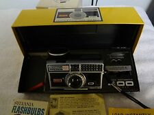 Vintage Kodak instamatic 400 in box.  Excellent condition model A400S