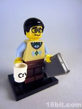 NEW LEGO MINIFIGURES SERIES 7 8831 - Computer Programmer