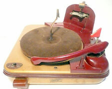vintage ZENITH * MODEL 94881 COBRA ARM 78 RPM AUTOMATIC TURNTABLE - motor works