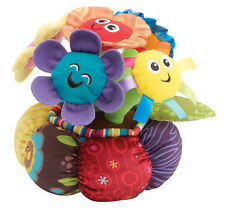 Lamaze Soft Chime Garden Musical Playing Toy Babies Textured Games Flowers NEW!!