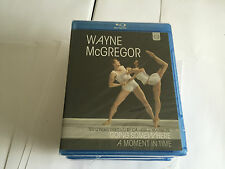 Wayne McGregor: Going Somewhere/A Moment in Time Blu-ray NEW SEALED
