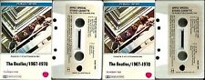 The Beatles double/2 cassette set - 1967 - 1970