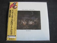 Andy Summers & Robert Fripp, Bewitched, Japan CD Mini LP, UICY-9241
