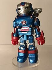 "Marvel Minimates Iron Man 3 Patriot 2"" Figure Movie Series Wave 49 Rare TRU"