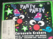 PARTY PARTY - DE CARNAVALS KRAKERS (2003 - 2 CD) Van alles wé, Boswachters...
