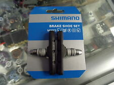 SHIMANO M70T3---DEORE--LX LINEAR BRAKE BLACK BICYCLE BRAKE PADS