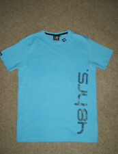 Men's Blue 48hrs T-shirt Tee Top M Used