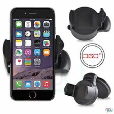 360° Universal Windshield In Car Mount Holder For iPhone 6S Plus 6 5S 5C 4S iPod