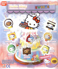 Hello Kitty Costume Swing Sweets - BANDAI Danglers 8 PEZZI