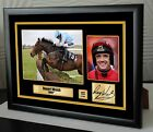 "Ruby Walsh Limited Edition Framed Canvas Tribute Print Signed ""Great Gift"""