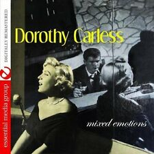 Mixed Emotions - Dorothy Carless (2013, CD NIEUW) CD-R