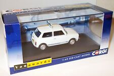 Corgi Vanguards VA13505 - Mini 1275GT, Glacier White, 4,000,000th (1:43) Diecast
