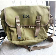 Wwii Ww2 US Army M36 Haversack Musette Field Bag Military Backpack Canvas