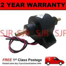 12V ELECTRIC UNIVERSAL PETROL DIESEL FUEL PUMP POSITIVE EARTH KIT CAR FPU3P03