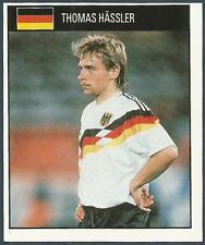 ORBIS 1990 WORLD CUP COLLECTION-#081-WEST GERMANY-THOMAS HASSLER