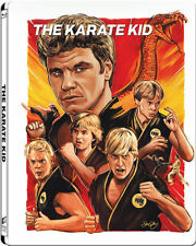 Blu Ray THE KARATE KID  (Blu-Ray Steelbook) ....NUOVO