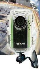 Brinno BCC100 Construction Camera TLC200 f1.2 with 4GB SD +Weather Resist+Mounts