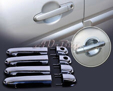New Chrome Door Handle Cover Trim for Hyundai Accent 2007 2008 2009 2010 2011