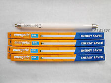 4 x T5 Lamp 6 Watt (Standard Fluorescent Tube) 22.5cm inc Pin - Cool White