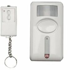 GE Personal Security Motion-Sensing Alarm with Keychain Remote , New, Free Shipp