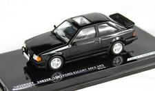 FORD ESCORT MK3 XR3 1981 VITESSE 24835R 1:43 NEW MODEL CAR BLACK