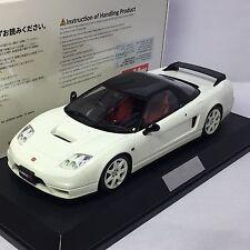 1/18 Hobby Japan Mark Honda NSX-R NA2 Championship White #HJ1805W