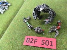 Warhammer 40k Necron Canoptek Spyder - oop metal
