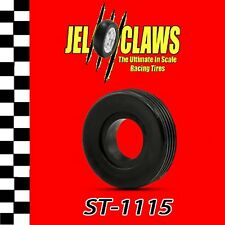 ST 1115 1/32 Scale Slot Car Tire for Eldon Small Wheel Cars Jel Claws