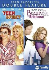 Teen Favorites Double Feature (Beauty and the Briefcase, Teen Spirit) NEW DVD