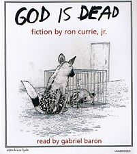 God Is Dead - Ron Currie - 5 CDs - LL192 - NEW - FREE SHIPPING - Mailed next day