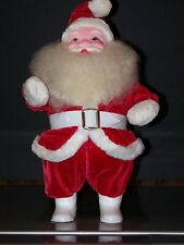 HAROLD GALE SANTA VINTAGE DOLL STORE DISPLAY CHRISTMAS TREE HOLIDAY ORNAMENT NW2