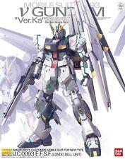 Bandai MG 1/100 Nu Gundam Ver. Ka U.C.0093 E.F.S.F. 1/100 Char Counter Attack