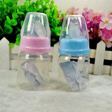 1PC 60ml 2 OZ Baby Infant Newborn Feeding Nursing Nipple Bottle Serviceable Fine