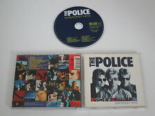 THE POLICE/GREATEST HITS(A&M RECORDS LTD. 540 030-2) CD ALBUM