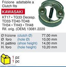 FRIZIONE  KAWASAKI -TG33-TD33-TD 40-TD 48-TH34-TH43-TH48-KT17