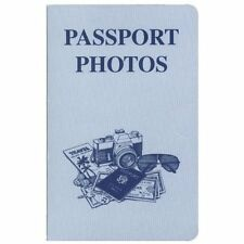 250 Passport Photo Holder Folders for Passport Pictures