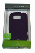 CASE-MATE Smooth Case Cover Skin for HTC Desire C - purple