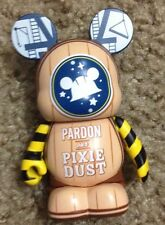 Disney Vinylmation Park 13 Chaser Variant Brown Pardon our Pixie Dust AUTHENTIC