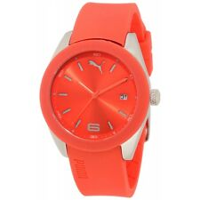 Puma PU102712007 Women's Grip Analog Watch All Red