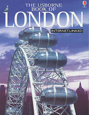 Internet-linked Book of London (Usborne City Guides), Moira Butterfield
