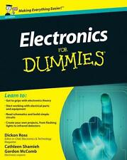 Electronics for Dummies - UK Edition (Paperback), 9780470681787, Ross, Dickon, .