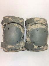 U.S.ARMY Multi-Cam Combat Knee Pads Used Camouflage Small Pair